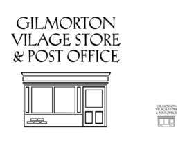 #13 para Logo Design for Gilmorton Village Store por Workshop5