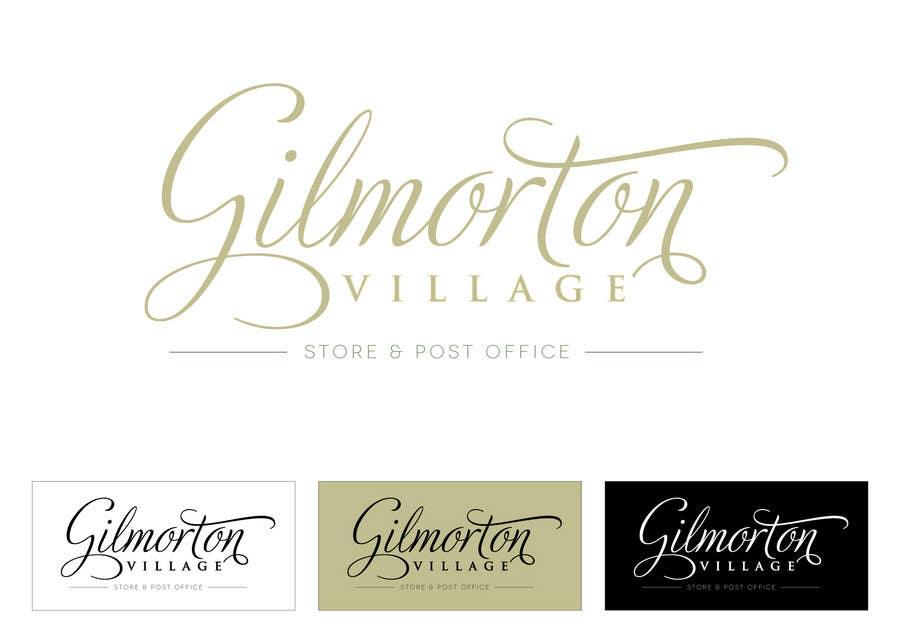 Inscrição nº                                         55                                      do Concurso para                                         Logo Design for Gilmorton Village Store