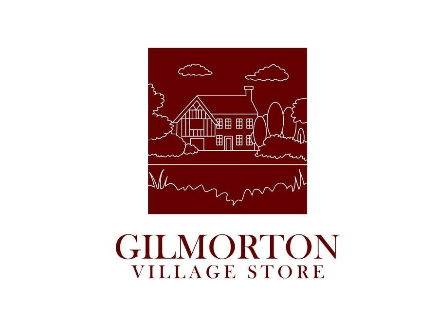 Inscrição nº                                         75                                      do Concurso para                                         Logo Design for Gilmorton Village Store