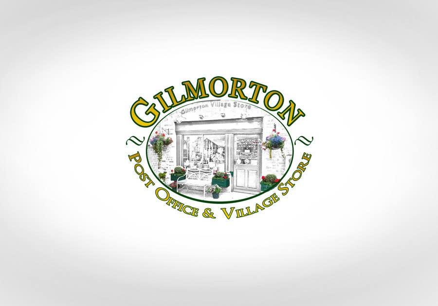 Inscrição nº                                         46                                      do Concurso para                                         Logo Design for Gilmorton Village Store