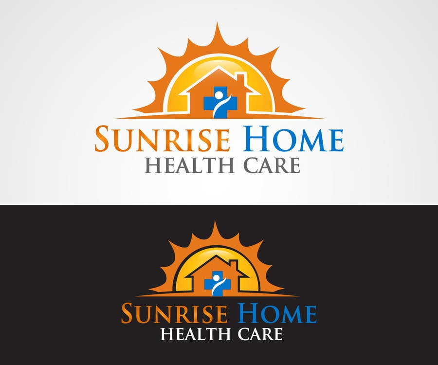 #81 for Sunrise home health care by laniegajete