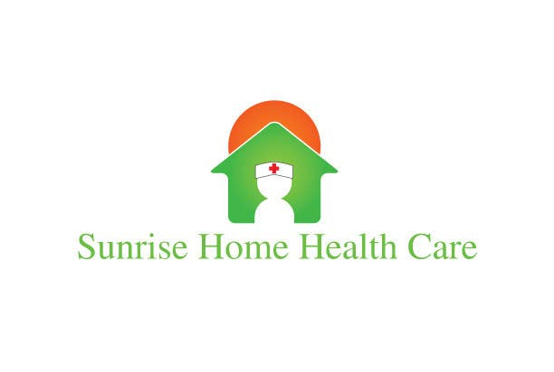 #53 for Sunrise home health care by jzdesigner