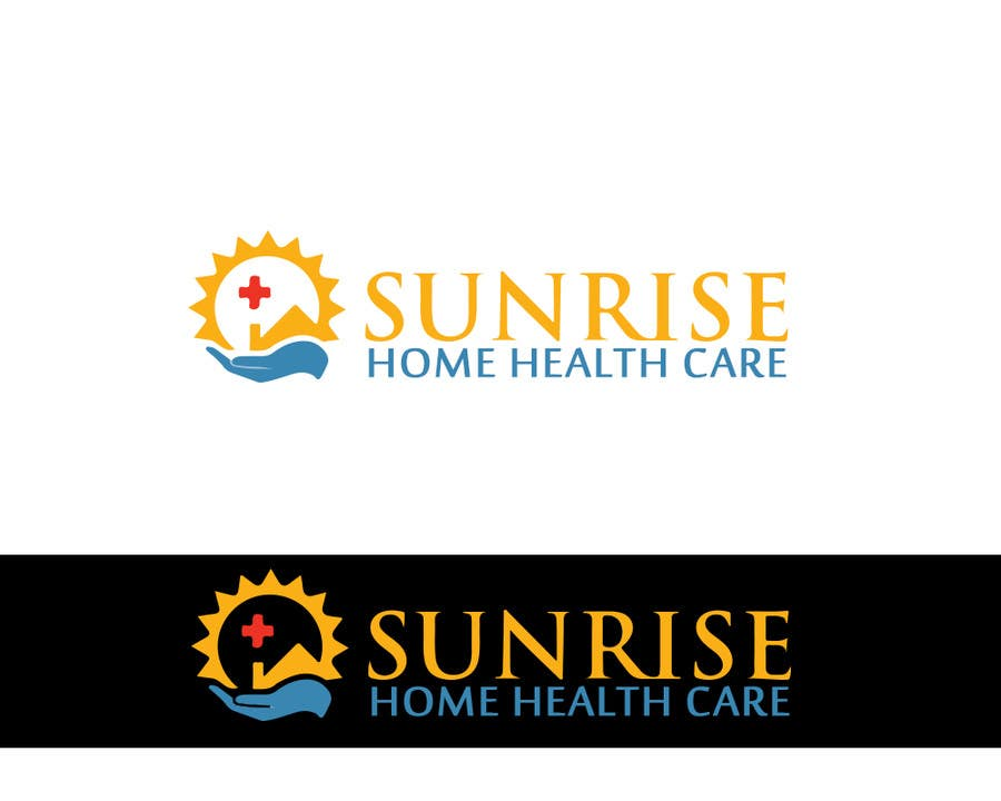#96 for Sunrise home health care by titif67