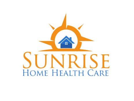#97 for Sunrise home health care by titif67