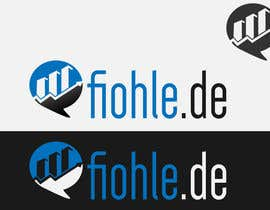#123 for Design a Logo for our financial blog fiohle.de af Greenit36