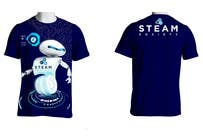 Graphic Design Kilpailutyö #32 kilpailuun Technology Camp t-shirt design set