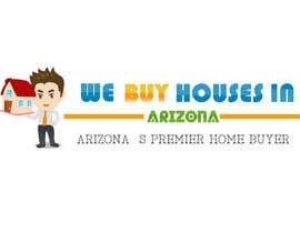 Nro 8 kilpailuun We BUY Houses in Arizona LOGO käyttäjältä muskaannadaf
