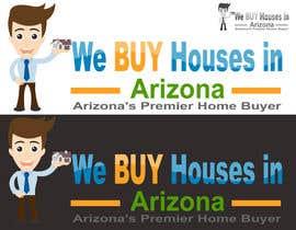 Nro 2 kilpailuun We BUY Houses in Arizona LOGO käyttäjältä krismhond