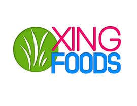 #10 for Design a Logo for Xing Foods (food company) by jenerodeguzman