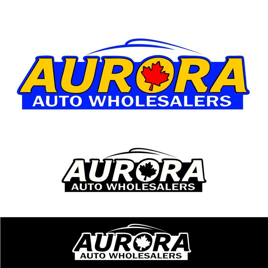 Contest Entry #                                        267                                      for                                         Logo Design for Aurora Auto Wholesalers inc
