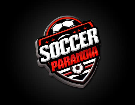 #53 for Design a Logo for Soccer Paranoia by LeoglobeTech