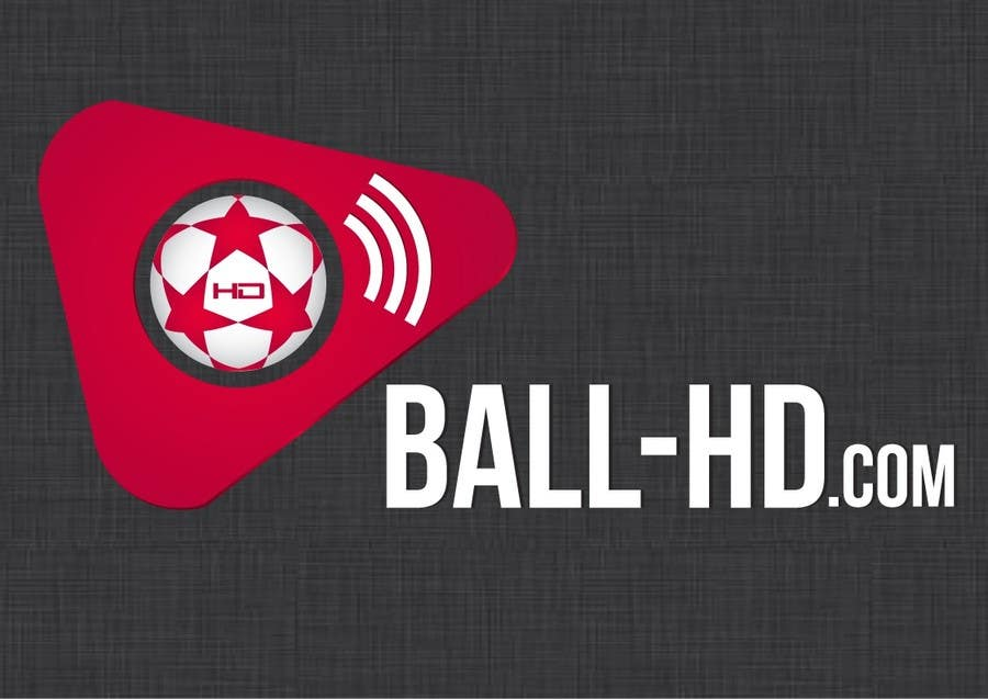 Penyertaan Peraduan #13 untuk Design a Logo for my sport live streaming website