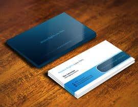 Nro 52 kilpailuun Design some Business Cards käyttäjältä PixelsMatrix