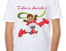#24 for Aviation T Shirt by mahaayash
