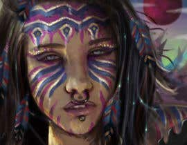 #20 for World of Mists Competition - Illustration Fantasy Character - Thorak Edition af Palewind