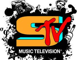 #27 for Design a Logo similar to MTV by jinboss1