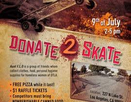 Nro 11 kilpailuun Need A flyer Done For  Event käyttäjältä lukzzzz