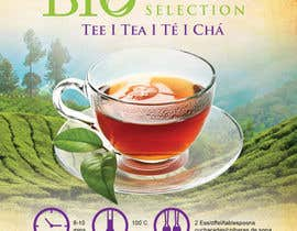 #17 for Tea Label Design by eliespinas