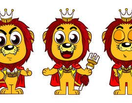 #21 para flat mascot (Lion) for my company por satherghoees1