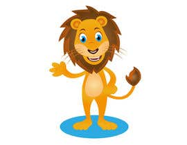 #15 for flat mascot (Lion) for my company af crossforth