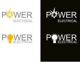 Nro 5 kilpailuun Design a Logo for an electrician käyttäjältä Balghari91