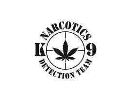 Nro 71 kilpailuun Design a Logo for Narcotics K9 käyttäjältä J2CreativeGroup
