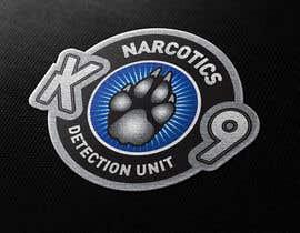 Nro 68 kilpailuun Design a Logo for Narcotics K9 käyttäjältä SeanKilian