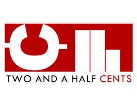 "simpleblast tarafından Design a Logo for ""Two And A Half Cents"" için no 81"