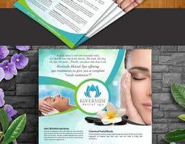 """Nro 31 kilpailuun Design a """"day spa"""" flyer käyttäjältä vinu9886"""