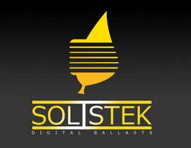 #91 para Logo Design for Solis Tek por rogeliobello