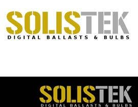 #8 para Logo Design for Solis Tek por valivarona