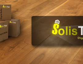 #82 para Logo Design for Solis Tek por Fabcreations