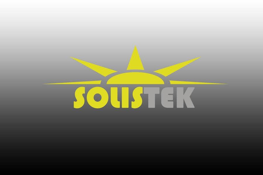 Konkurrenceindlæg #54 for Logo Design for Solis Tek