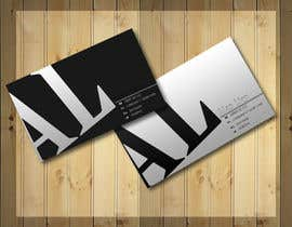 #16 para Business Card Design for Alan Lien por kosmografic