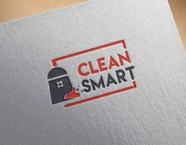 bluebellgraphic tarafından Design a logo for 'Clean Smart' için no 61