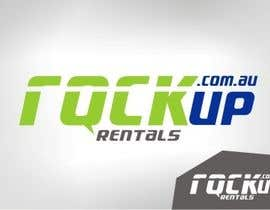#378 for Logo Design for RockUp Rentals.com.au af nhatrangart