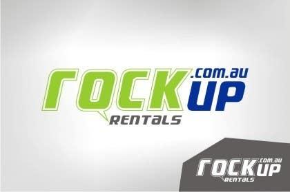 Конкурсная заявка №380 для Logo Design for RockUp Rentals.com.au