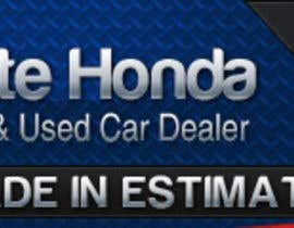 #10 for Design a Banner for Auto Dealer Website by mediatronics