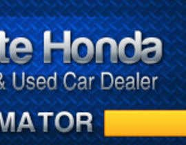 #16 for Design a Banner for Auto Dealer Website by mediatronics