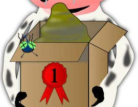 #48 for Design a logo for cow excrements ! af MEmanuel