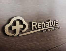 #121 for Design a Logo for Renatus Hospice by mansinhmori