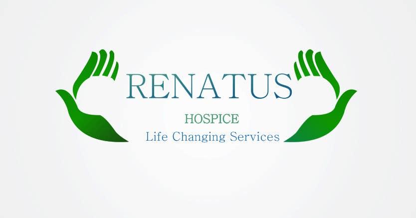 Inscrição nº 97 do Concurso para Design a Logo for Renatus Hospice