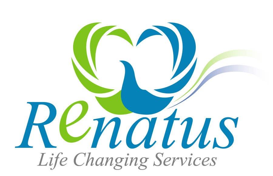 Inscrição nº 60 do Concurso para Design a Logo for Renatus Hospice