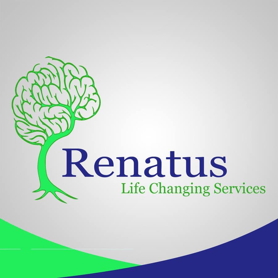 Inscrição nº 124 do Concurso para Design a Logo for Renatus Hospice
