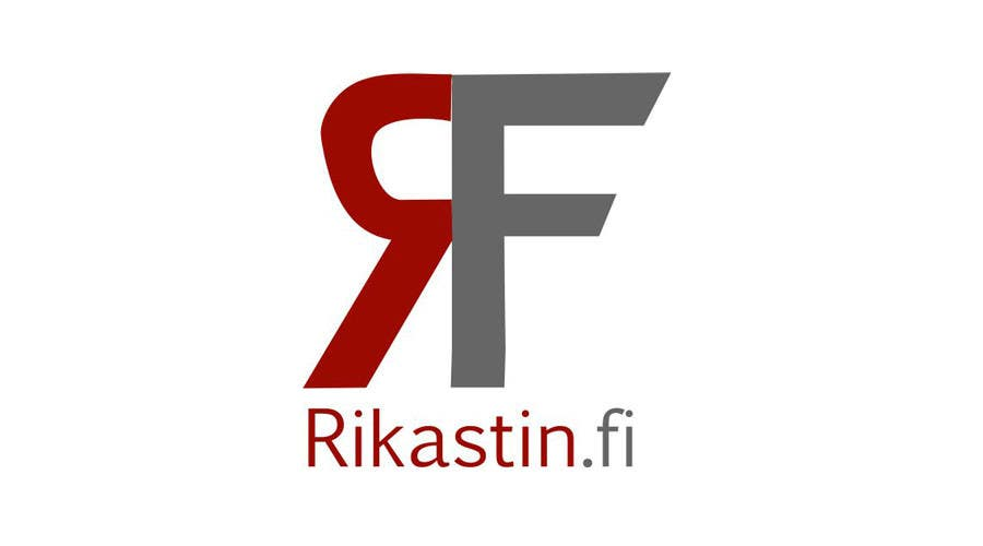 Inscrição nº                                         15                                      do Concurso para                                         Logo Design for Rikastin.fi
