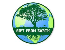 #61 para Design a Logo for Gifts From Earth por shabinjayarajs