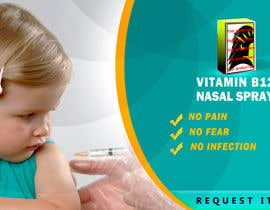 #11 for Advertisement for a Nasal Spray by darkribbon