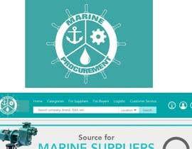 kentoenk302 tarafından Design a Logo for Marine Online Purchase için no 16