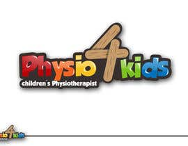 #8 for Design a Logo for Physio4kids by rogeliobello