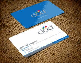 #9 for Business Card for an IT Financial Company af ezesol
